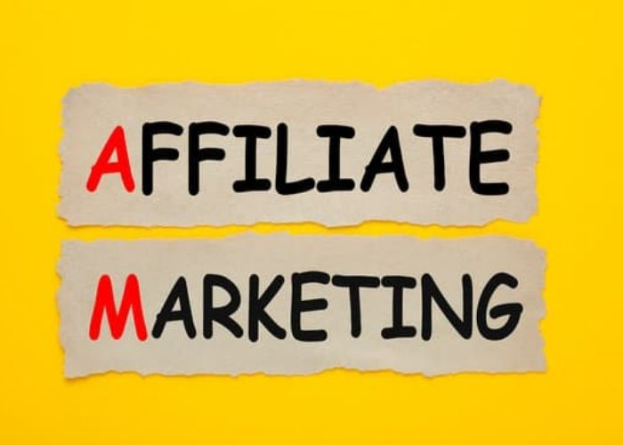 Affiliate Marketing- High income skills