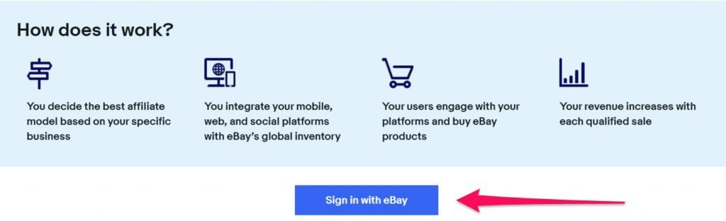 eBay- best-affiliate-program